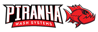 Piranha Wash Systems Logo
